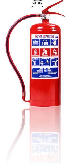 Natex fire extinguishers